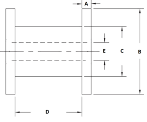Spool Specification Diagram